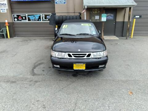 2001 Saab 9-3 for sale at JMV Inc. in Bergenfield NJ