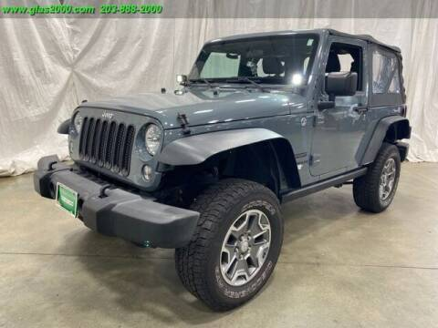 2015 Jeep Wrangler for sale at Green Light Auto Sales LLC in Bethany CT