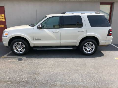 2006 Ford Explorer for sale at 4 Below Auto Sales in Willow Grove PA