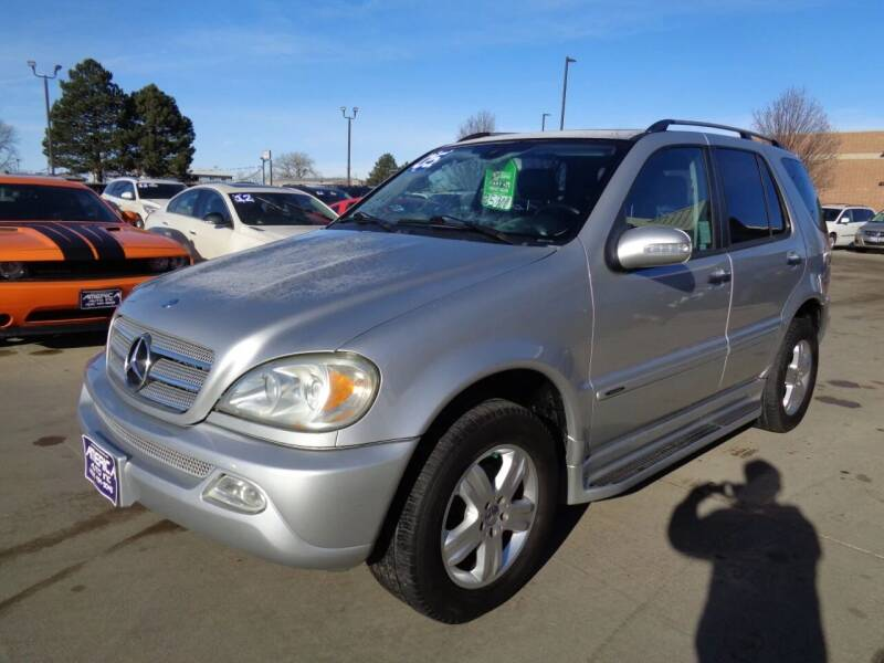 2005 Mercedes-Benz M-Class for sale at America Auto Inc in South Sioux City NE