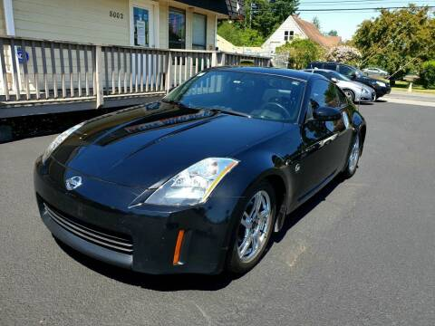 2004 Nissan 350Z for sale at Life Auto Sales in Tacoma WA