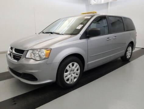 2017 Dodge Grand Caravan for sale at C & M Auto Sales in Detroit MI