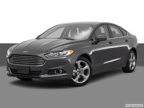2016 Ford Fusion for sale at Carros Usados Fresno in Fresno CA