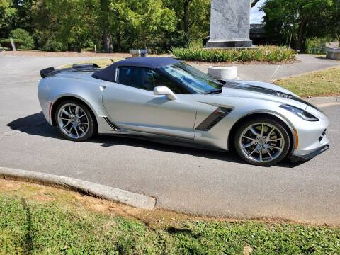 2016 Chevrolet Corvette for sale at DISCOUNT AUTO SALES in Johnson City TN