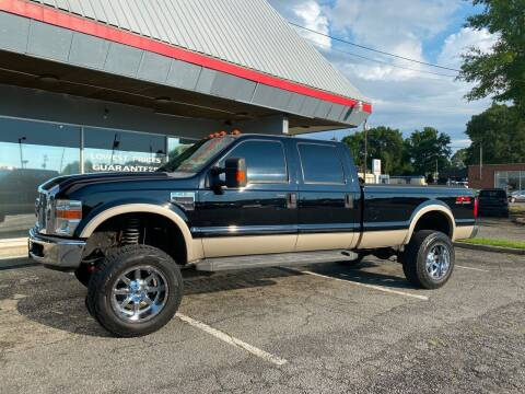 2008 Ford F-250 Super Duty for sale at Carz Unlimited in Richmond VA