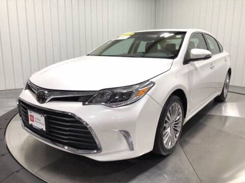 2018 Toyota Avalon for sale at HILAND TOYOTA in Moline IL