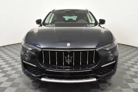 2020 Maserati Levante for sale at Southern Auto Solutions - Georgia Car Finder - Southern Auto Solutions-Jim Ellis Maserati in Marietta GA