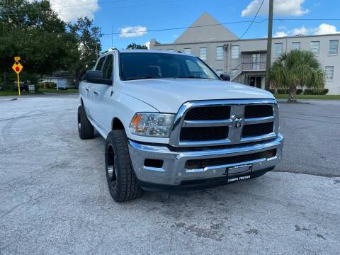 2016 RAM Ram Pickup 2500 for sale at Consumer Auto Credit in Tampa FL