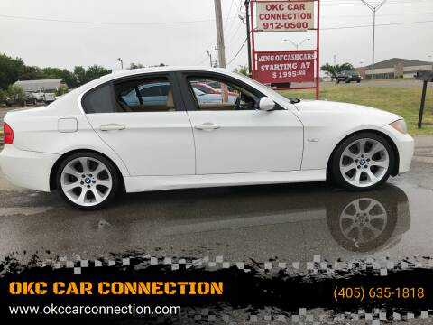 2007 BMW 3 Series for sale at OKC CAR CONNECTION in Oklahoma City OK