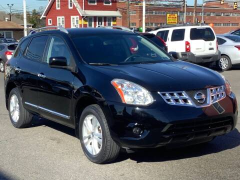 2013 Nissan Rogue for sale at Active Auto Sales in Hatboro PA