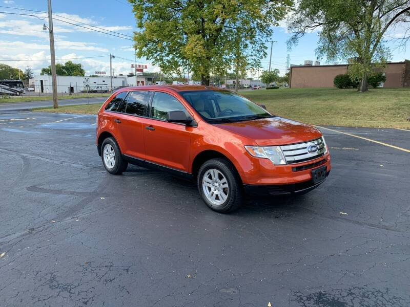2007 Ford Edge for sale at Dittmar Auto Dealer LLC in Dayton OH