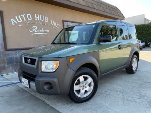 2004 Honda Element for sale at Auto Hub, Inc. in Anaheim CA