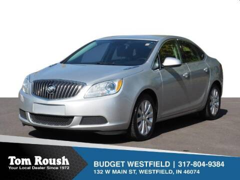 2015 Buick Verano for sale at Tom Roush Budget Westfield in Westfield IN