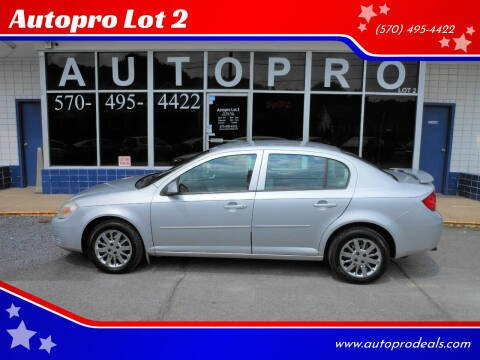 2010 Chevrolet Cobalt for sale at Autopro Lot 2 in Sunbury PA