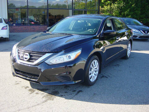 2016 Nissan Altima for sale at North South Motorcars in Seabrook NH