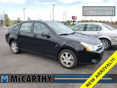 2009 Ford Focus for sale at Mr. KC Cars - McCarthy Hyundai in Blue Springs MO