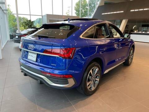 2021 Audi Q5 Sportback for sale at CU Carfinders in Norcross GA
