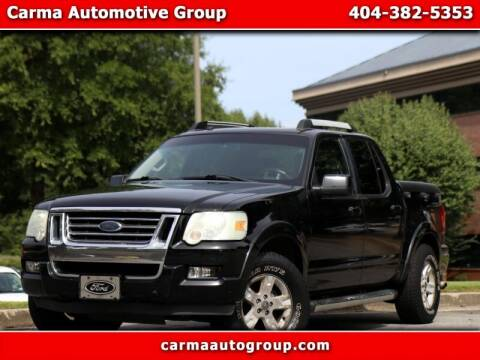 2007 Ford Explorer Sport Trac for sale at Carma Auto Group in Duluth GA