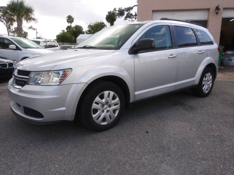2013 Dodge Journey for sale at AutoVenture in Holly Hill FL