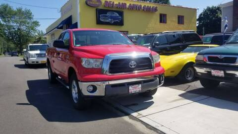 2007 Toyota Tundra for sale at Bel Air Auto Sales in Milford CT