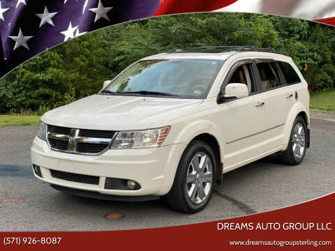 2009 Dodge Journey for sale at Dreams Auto Group LLC in Sterling VA