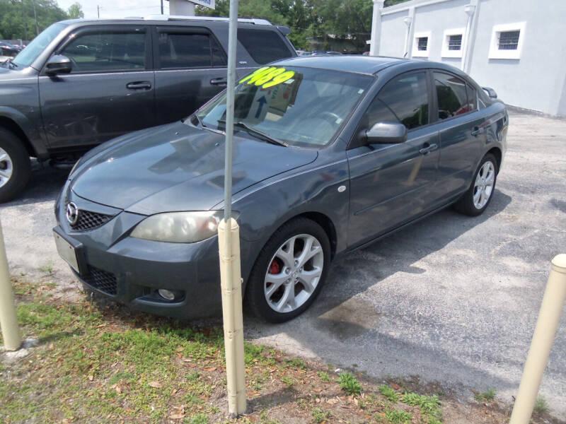 2009 Mazda MAZDA3 for sale at ORANGE PARK AUTO in Jacksonville FL
