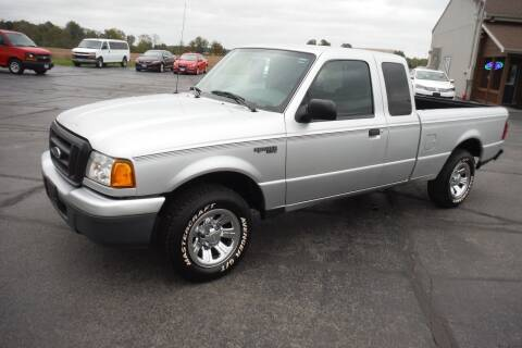 2005 Ford Ranger for sale at Bryan Auto Depot in Bryan OH