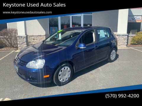2008 Volkswagen Rabbit for sale at Keystone Used Auto Sales in Brodheadsville PA