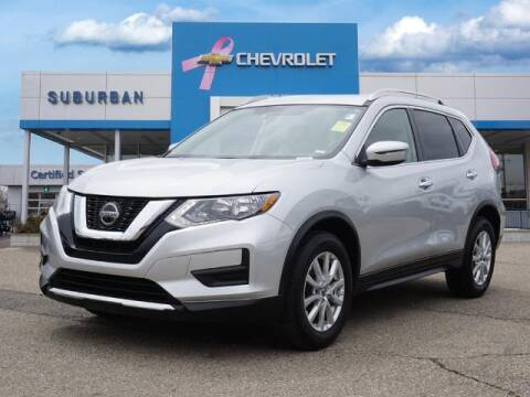 2020 Nissan Rogue for sale at Suburban Chevrolet of Ann Arbor in Ann Arbor MI