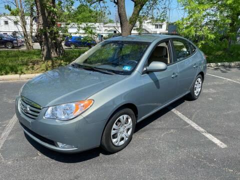 2010 Hyundai Elantra for sale at Car Plus Auto Sales in Glenolden PA