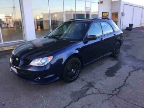 2006 Subaru Impreza for sale at Safi Auto in Sacramento CA