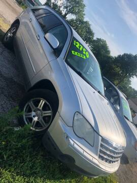 2007 Chrysler Pacifica for sale at Rocket Cars Auto Sales LLC in Des Moines IA