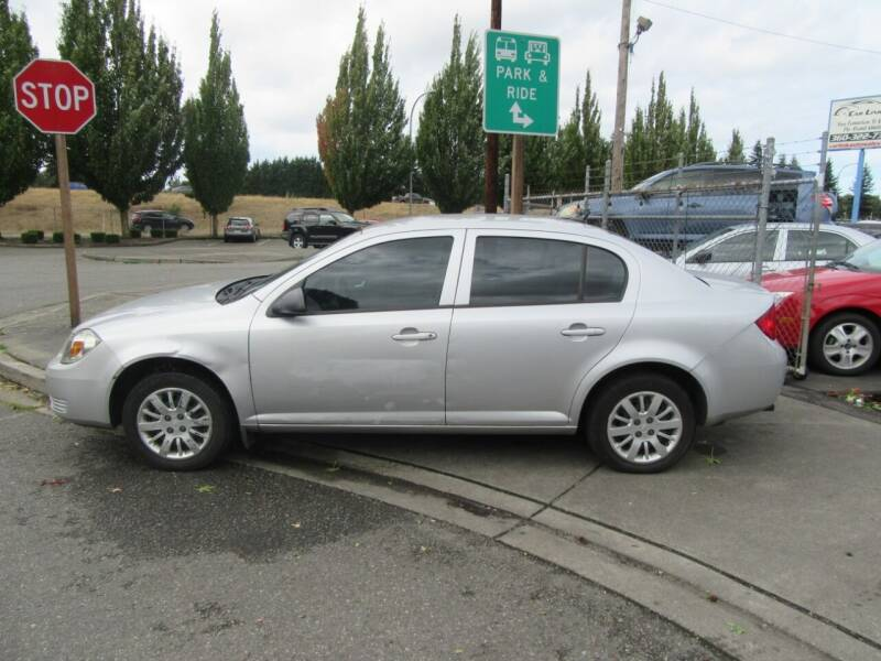 2010 Chevrolet Cobalt for sale at Car Link Auto Sales LLC in Marysville WA