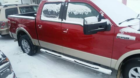 2009 Ford F-150 for sale at Ron Lowman Motors Minot in Minot ND