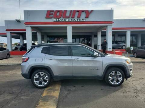 2019 Jeep Compass for sale at EQUITY AUTO CENTER in Phoenix AZ