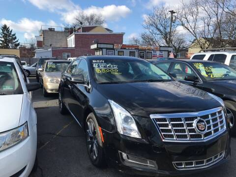 2014 Cadillac XTS for sale at Chambers Auto Sales LLC in Trenton NJ