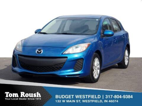 2012 Mazda MAZDA3 for sale at Tom Roush Budget Westfield in Westfield IN