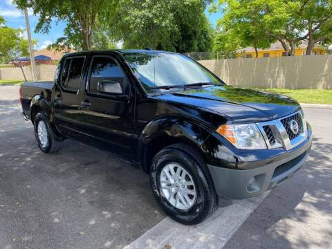 2018 Nissan Frontier for sale at Ole Ben Franklin Motors Clinton Highway in Knoxville TN