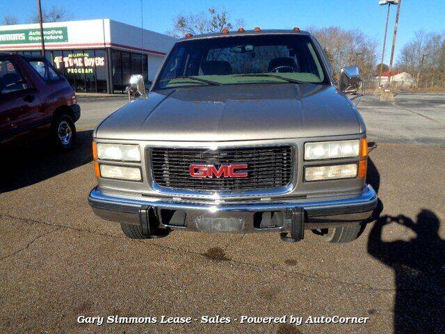 2000 GMC C/K 3500 Series for sale at Gary Simmons Lease - Sales in Mckenzie TN