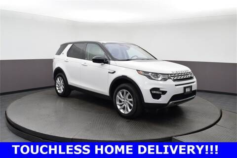 2017 Land Rover Discovery Sport for sale at M & I Imports in Highland Park IL