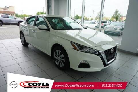 2020 Nissan Altima for sale at COYLE GM - COYLE NISSAN - New Inventory in Clarksville IN