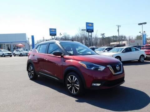 2019 Nissan Kicks for sale at Radley Cadillac in Fredericksburg VA