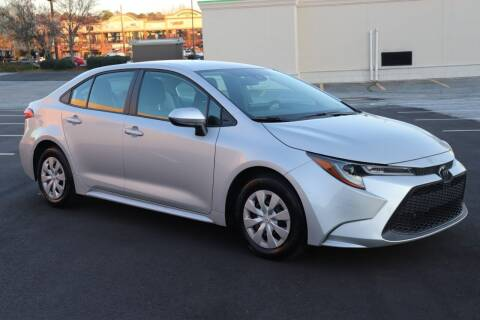 2020 Toyota Corolla for sale at Auto Guia in Chamblee GA
