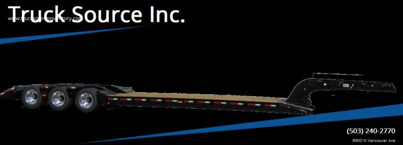 2021 Raja Low Bed Heavy Haul Tonnage 55 for sale at Truck Source Inc. in Portland OR