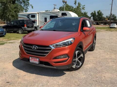 2016 Hyundai Tucson for sale at Auto Bankruptcy Loans in Chickasha OK