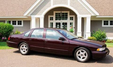 1996 Chevrolet Impala for sale at Classic Car Deals in Cadillac MI