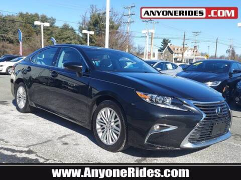 2017 Lexus ES 350 for sale at ANYONERIDES.COM in Kingsville MD