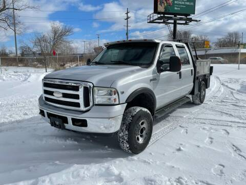 2005 Ford F-250 Super Duty for sale at Dean's Auto Sales in Flint MI