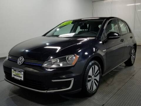 2016 Volkswagen e-Golf for sale at NW Automotive Group in Cincinnati OH