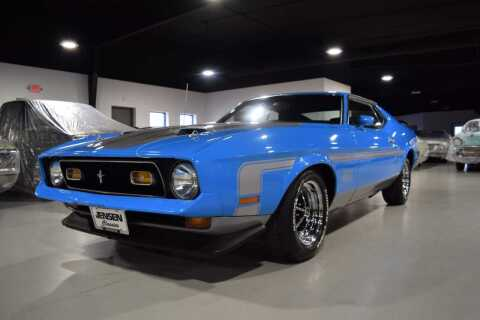 1972 Ford Mustang for sale at Jensen's Dealerships in Sioux City IA